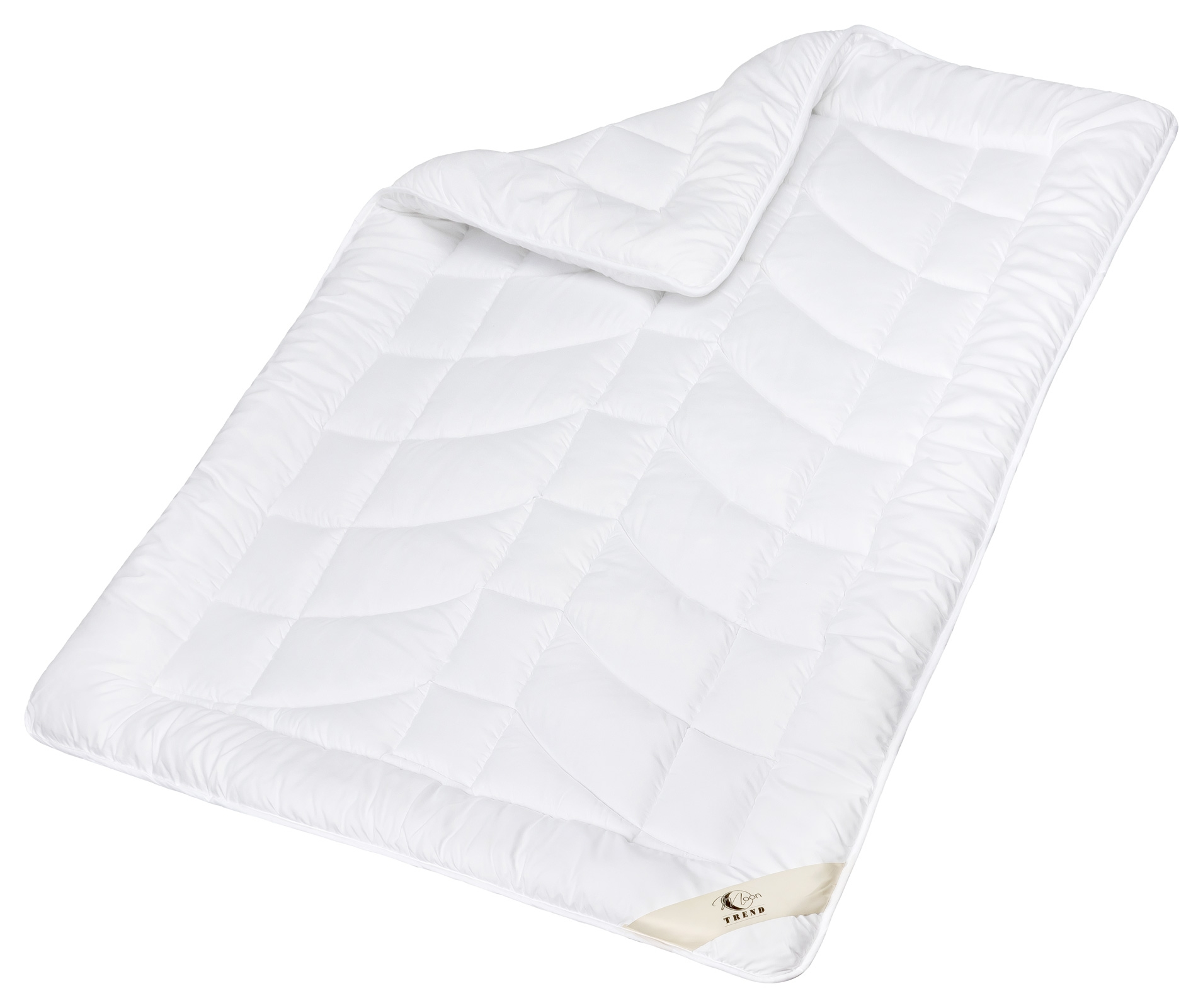 Bettdecken und Kopfkissen - MOON Trend Monodecke Ganzjahresdecke Bettdecke 95° waschbar  - Onlineshop PremiumShop321