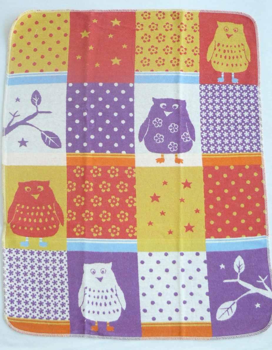 Wohndecken und Kissen - Kinderdecke Babydecke ca. 70x90 Kuscheldecke Baumwolle Flanell Decke Nr. 232 1  - Onlineshop PremiumShop321