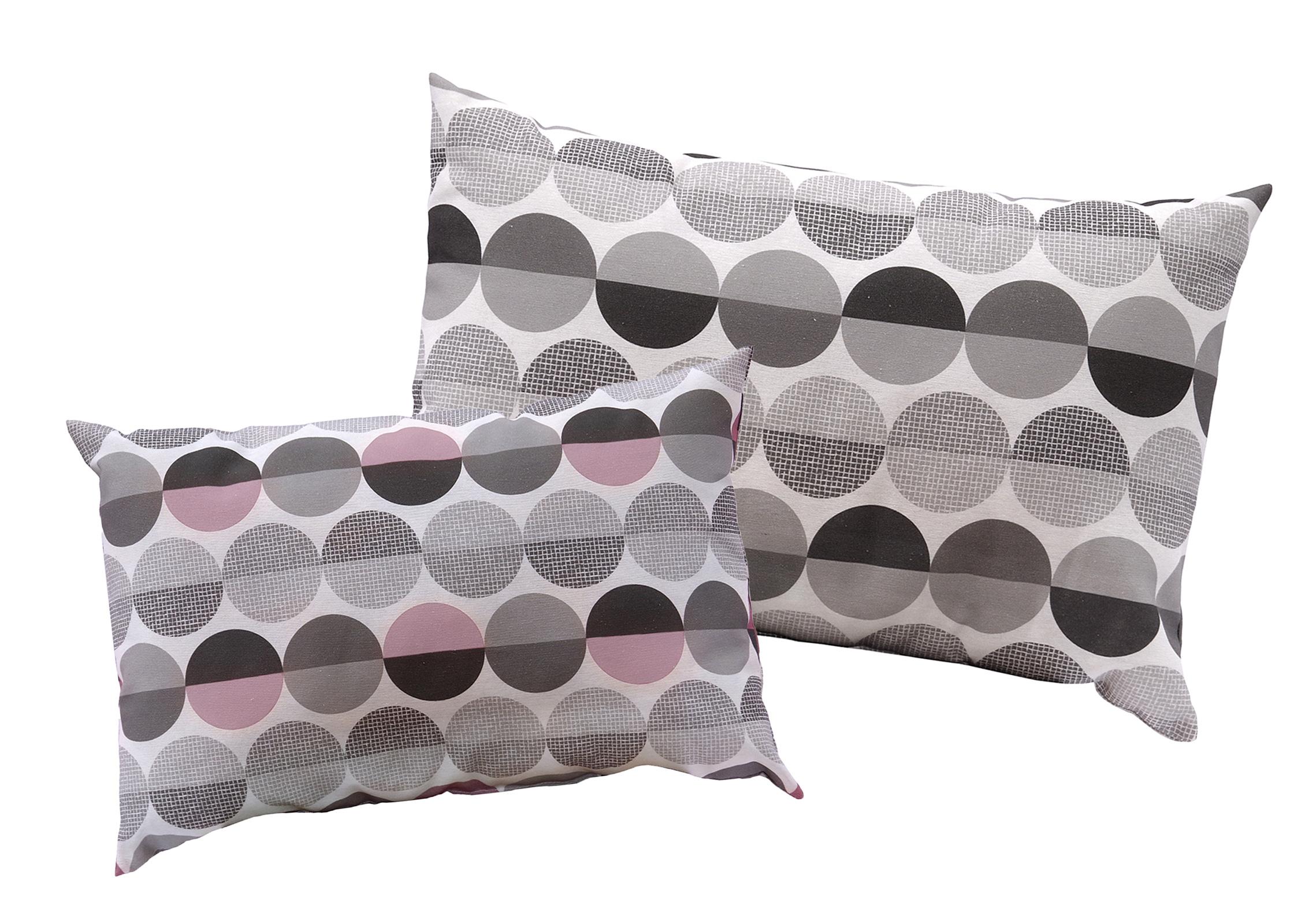 Wohndecken und Kissen - 2er Pack Dekokissen Modero 30x50 cm oder 40x60 cm  - Onlineshop PremiumShop321