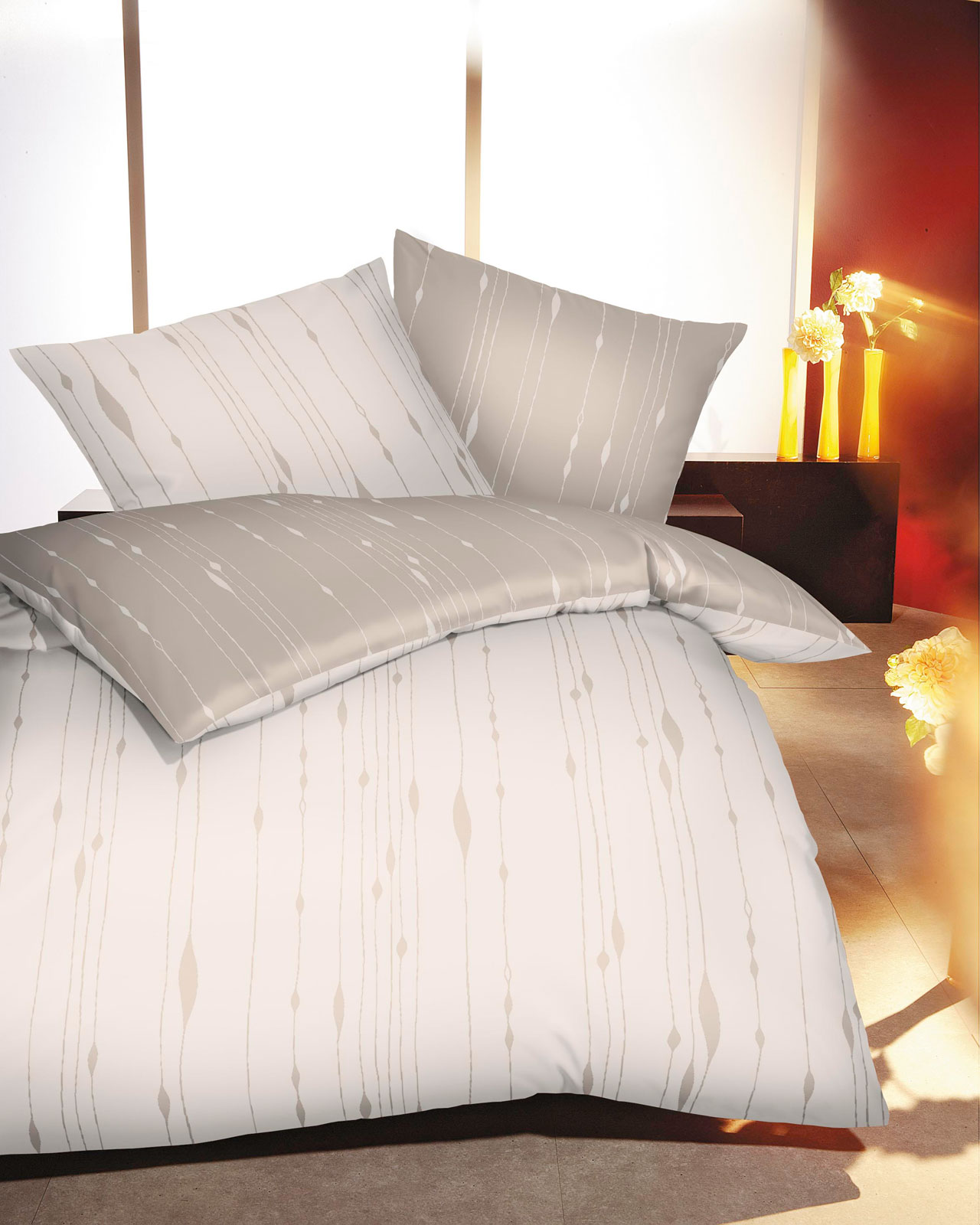 kaeppel biber feinbiber bettw sche 100 baumwolle cocoon. Black Bedroom Furniture Sets. Home Design Ideas