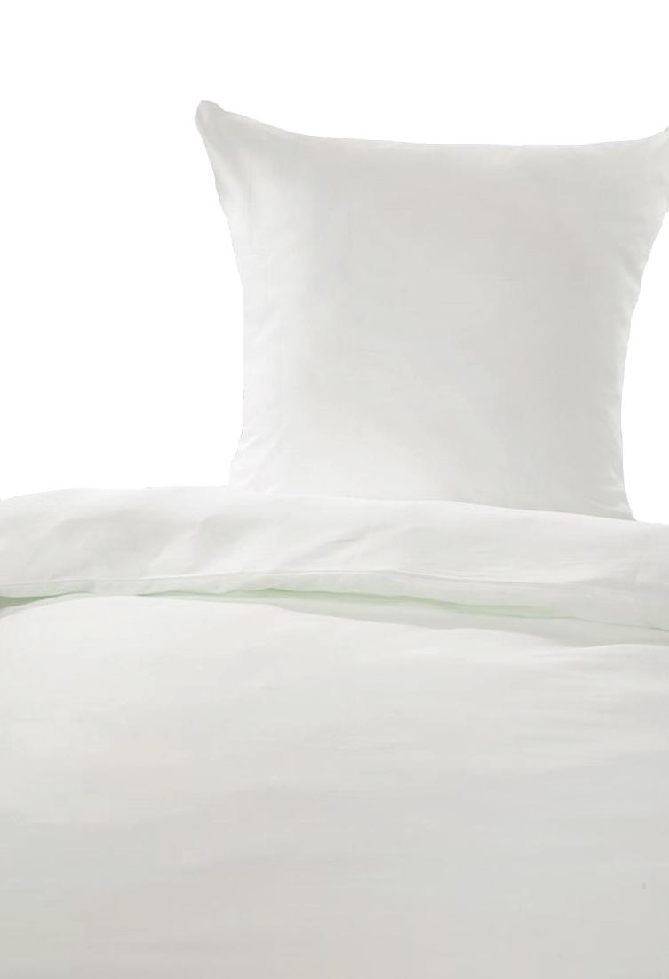 sonderangebot hotelbettw sche linon wei 135x200 80x80 cm bettw sche ebay. Black Bedroom Furniture Sets. Home Design Ideas