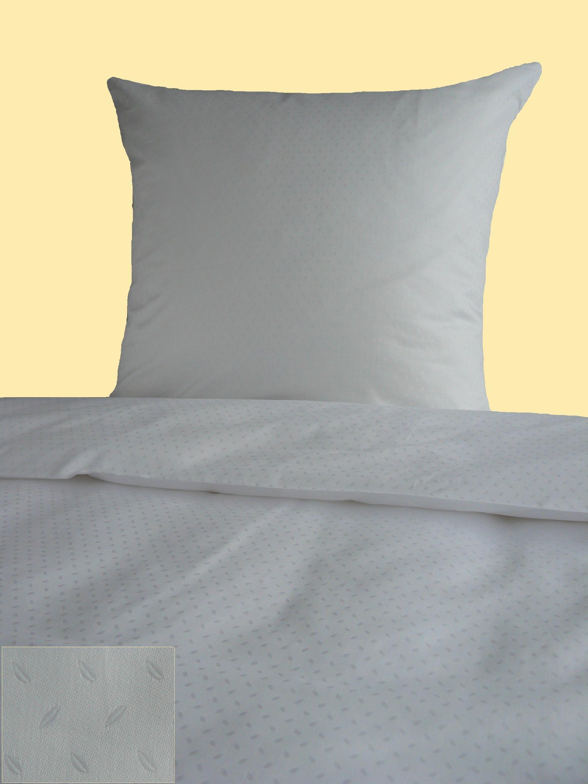 hotelbettw sche wei kaffeebohne hotelverschlu 135x200 hotel bettw sche. Black Bedroom Furniture Sets. Home Design Ideas