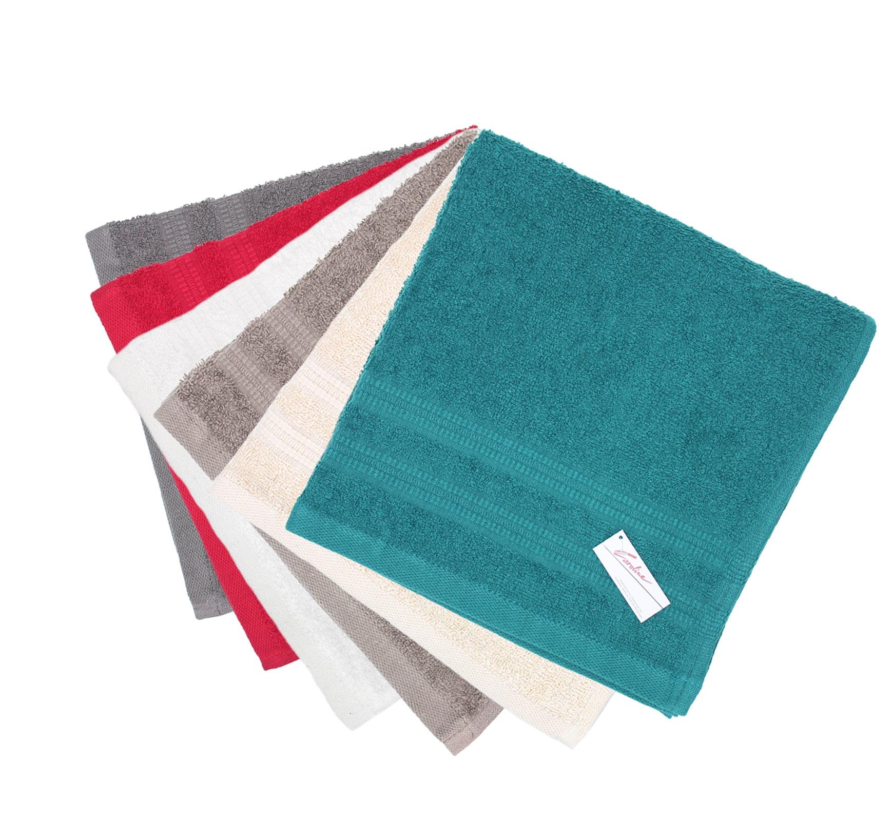 Badtextilien - Handtuch Serie Caroline 400g m²  - Onlineshop PremiumShop321