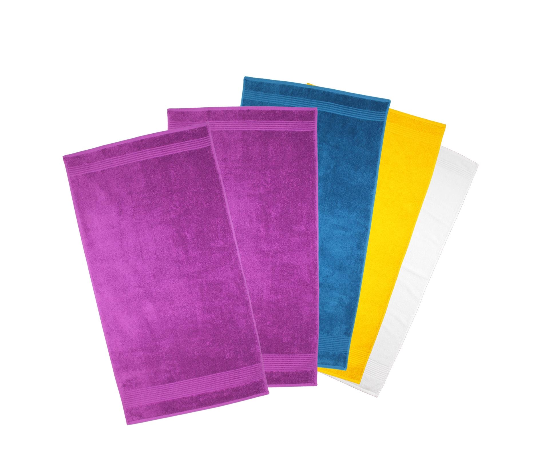 Badtextilien - 2er Set Handtuch Svilanit quick dry 50x100 cm 500g m²  - Onlineshop PremiumShop321