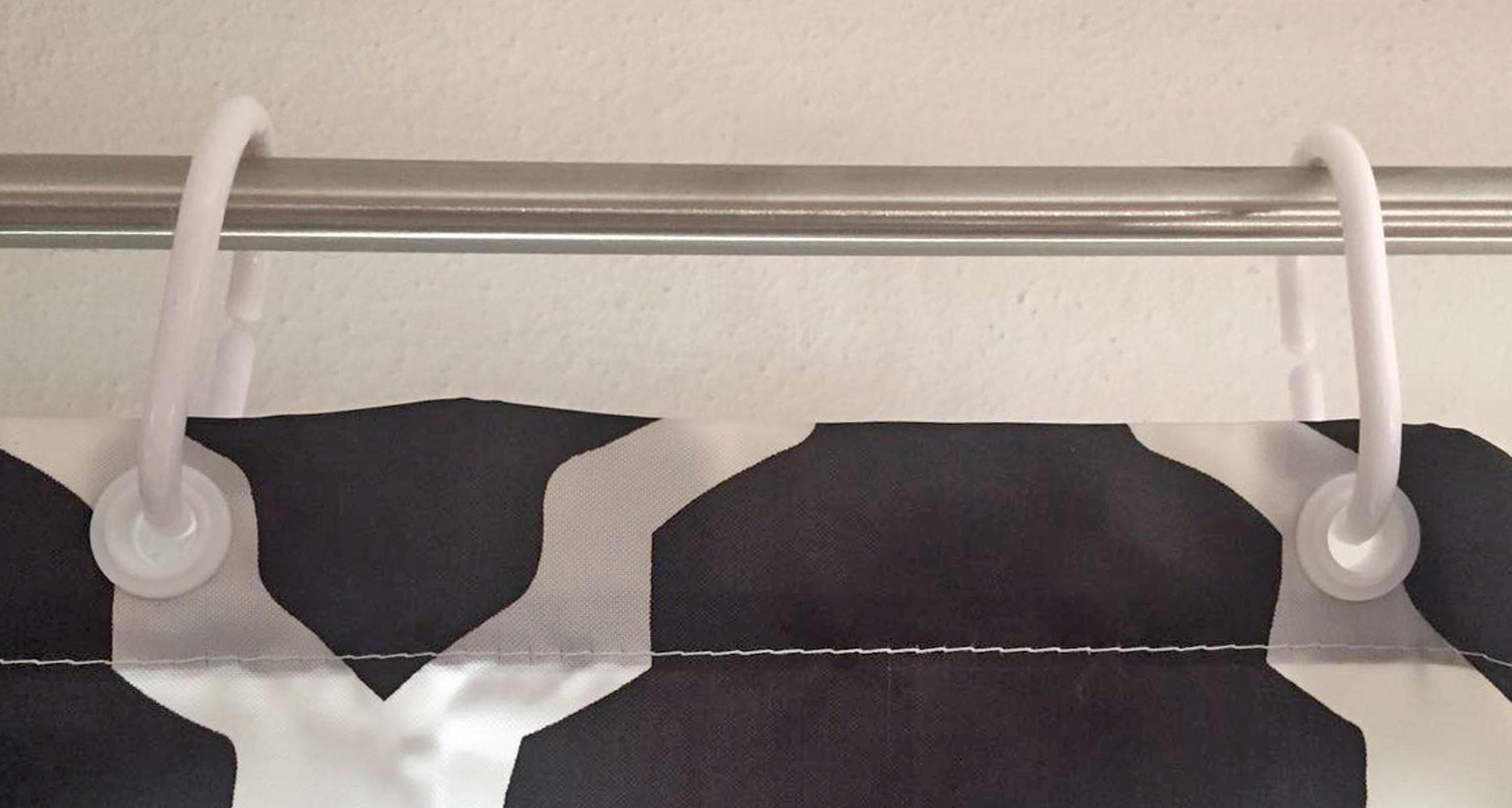 Textil Duschvorhang Badewannenvorhang Vorhang 180x200