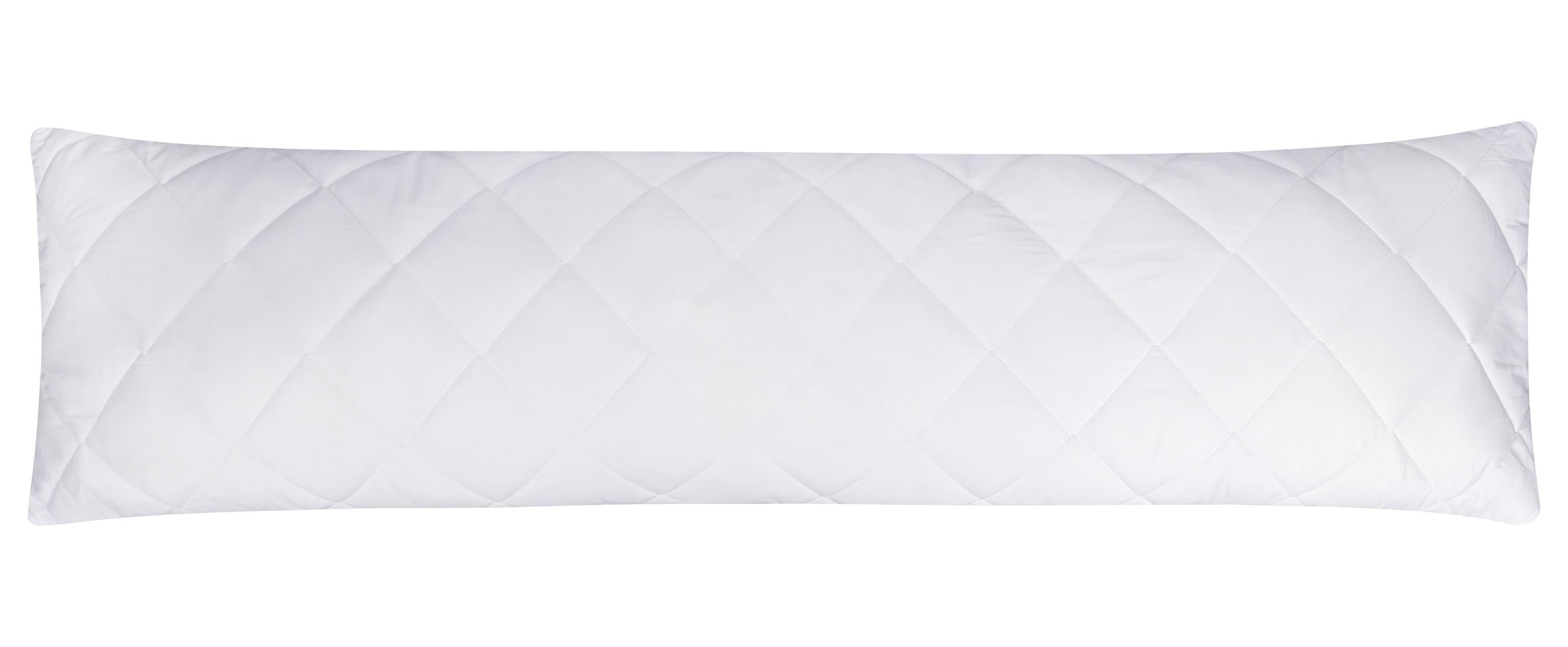 Bettdecken und Kopfkissen - MOON Premium Seitenschläferkissen Viscoschaum Flocken 95° waschbar extra fest 40x145 oder 40x200  - Onlineshop PremiumShop321