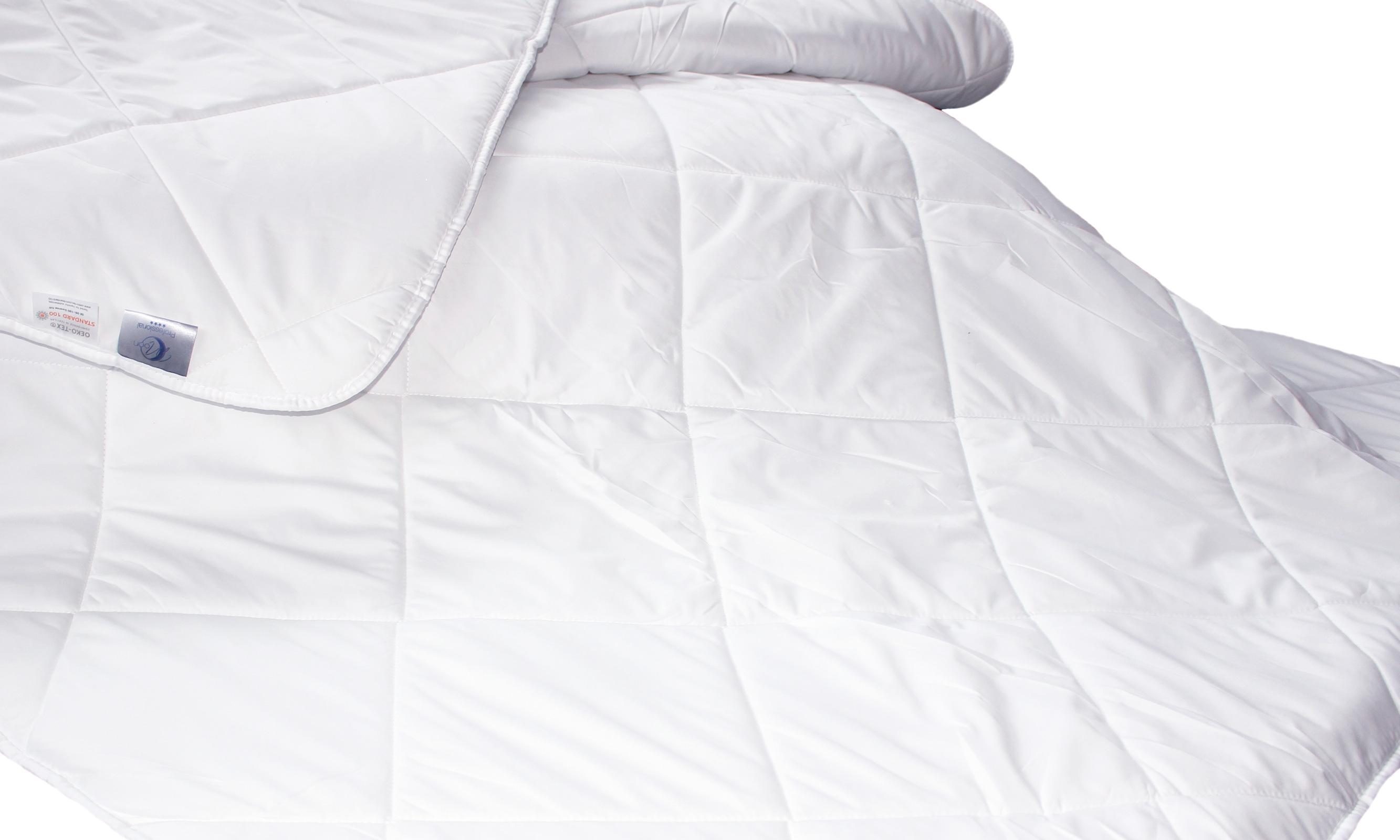 Bettdecken und Kopfkissen - MOON Professional Ganzjahresdecke Monodecke 95° waschbar  - Onlineshop PremiumShop321