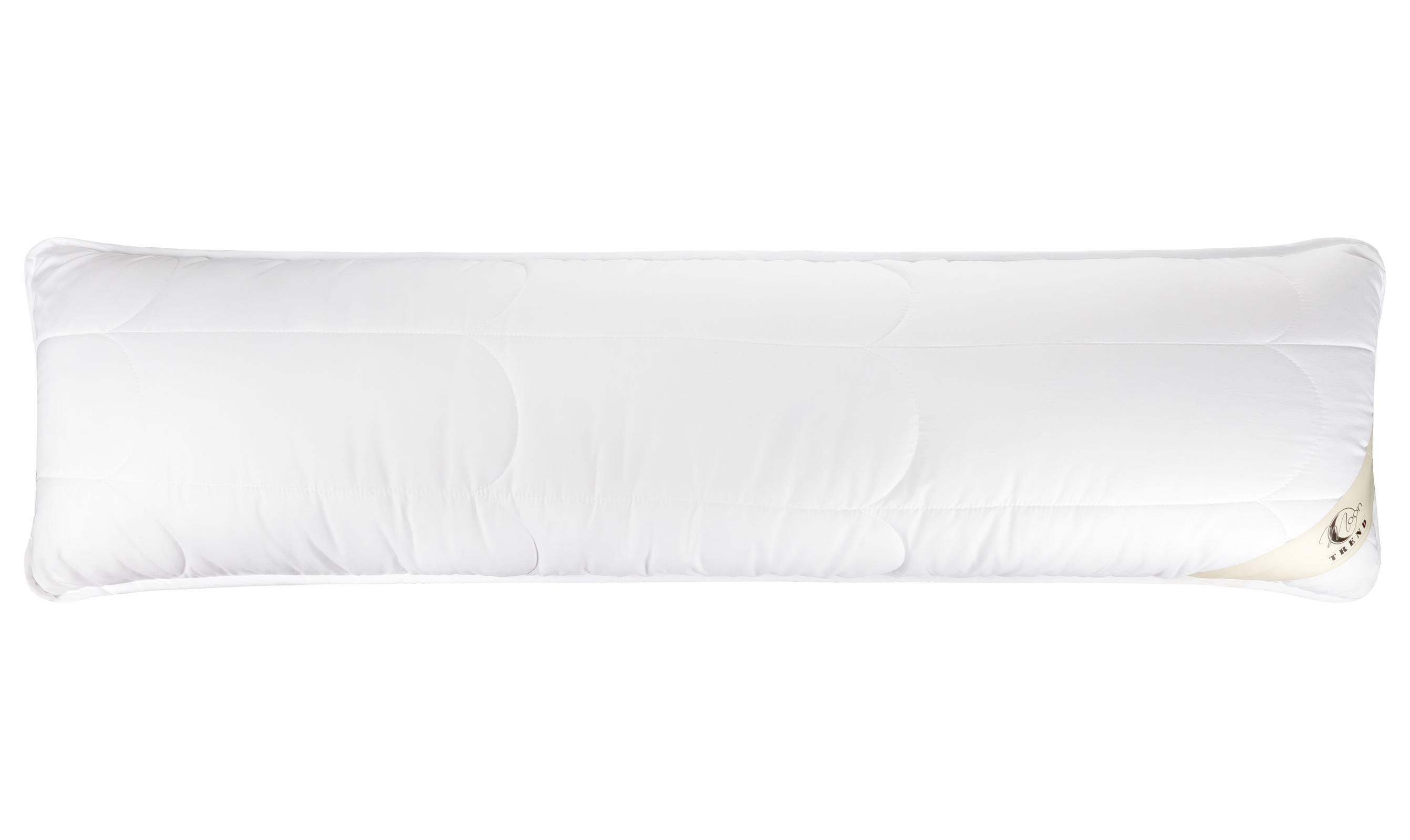 Bettdecken und Kopfkissen - MOON Trend Seitenschläferkissen Stillkissen versteppt super fest mit Reißverschluss 95° waschbar  - Onlineshop PremiumShop321