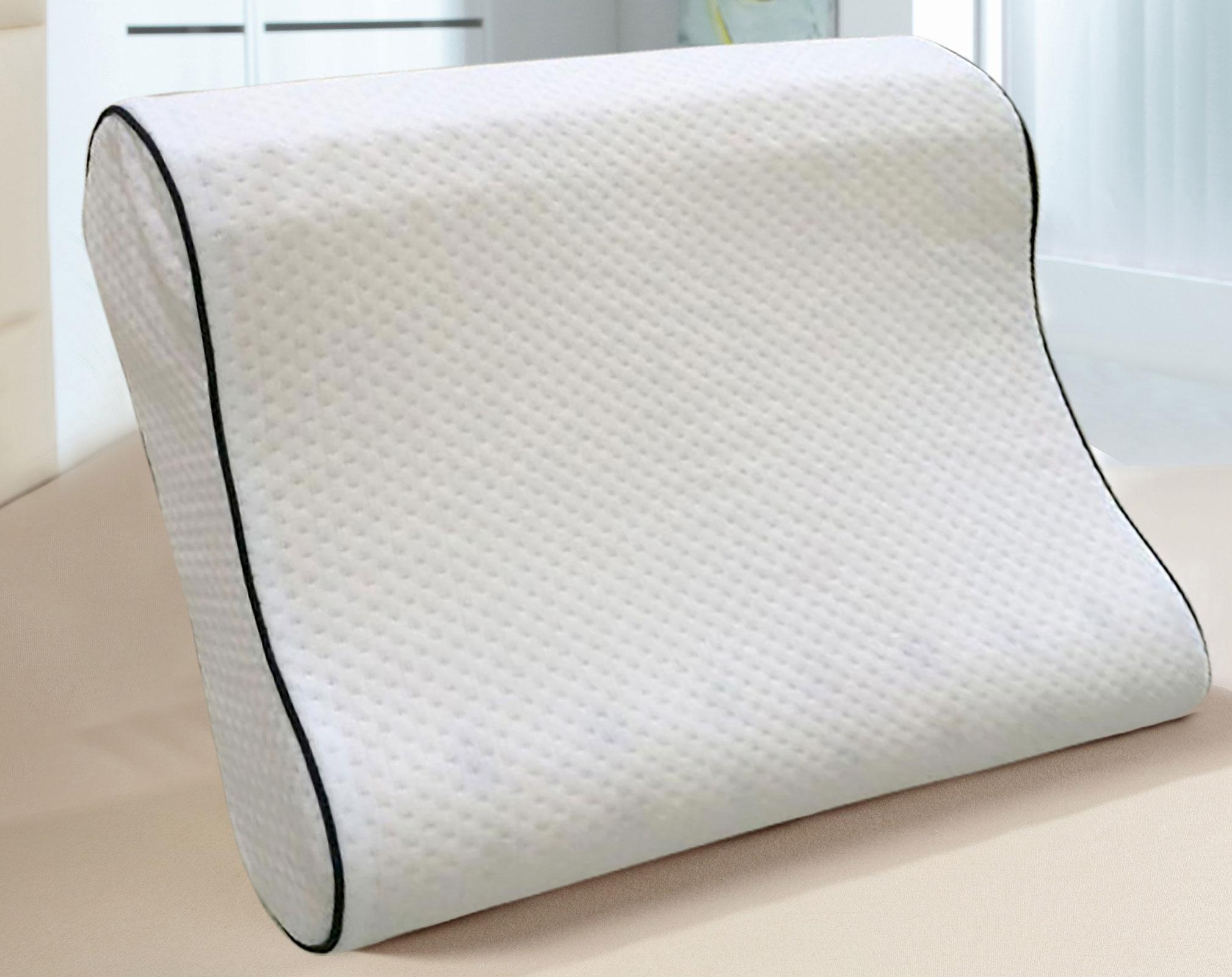 Bettdecken und Kopfkissen - Visco Nackenstützkissen Kopfkissen 50x37x12 auf Wolken von KBT  - Onlineshop PremiumShop321