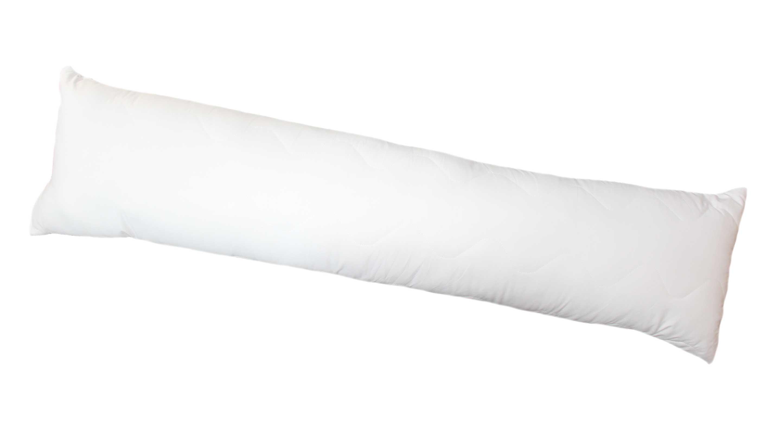 Bettdecken und Kopfkissen - MOON Classic Seitenschläferkissen Stillkissen mit Reißverschluss 40x145  - Onlineshop PremiumShop321