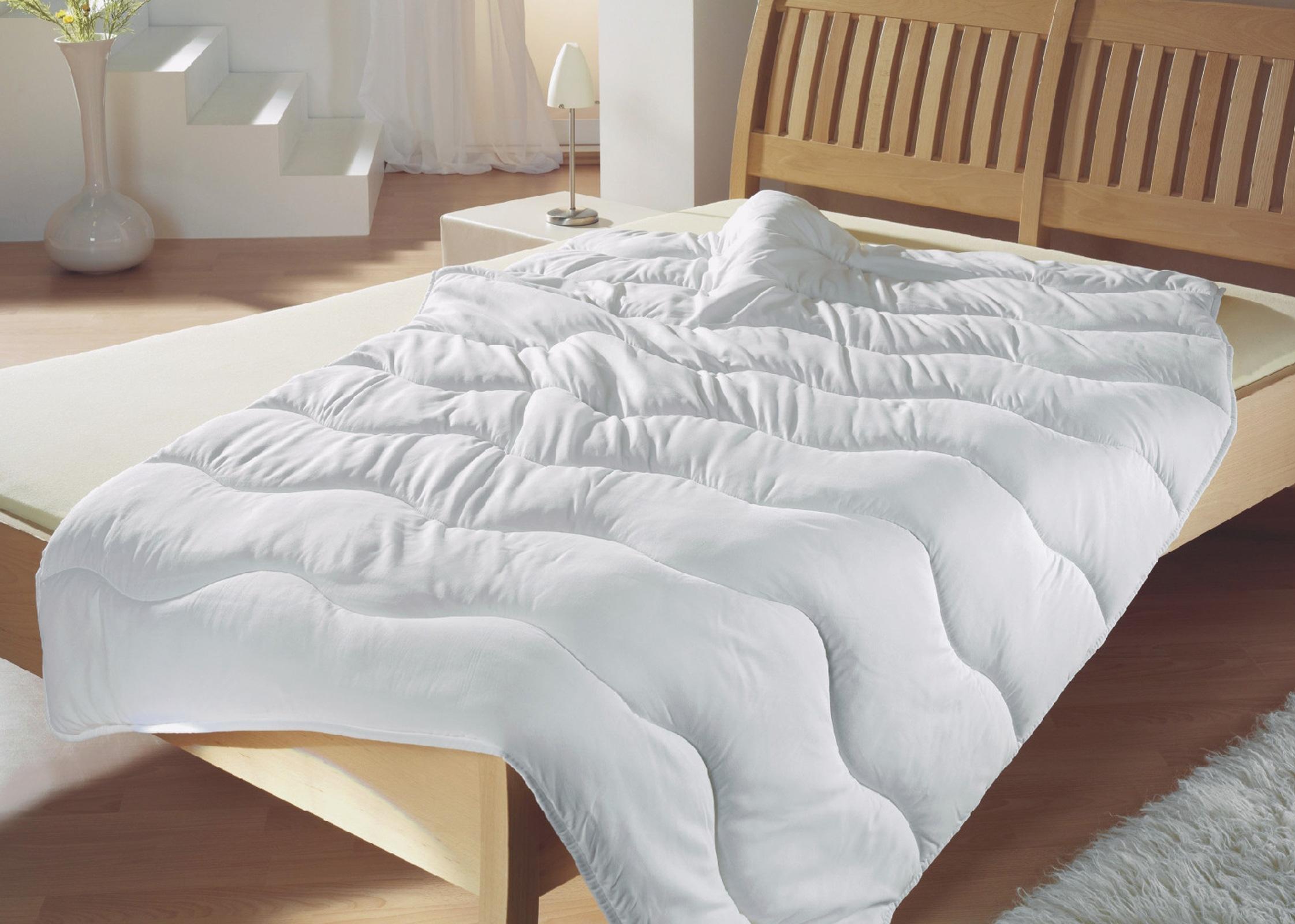 4 jahreszeiten bett bettdecke moon 135x200 155x220 200x200 200x220 ebay. Black Bedroom Furniture Sets. Home Design Ideas