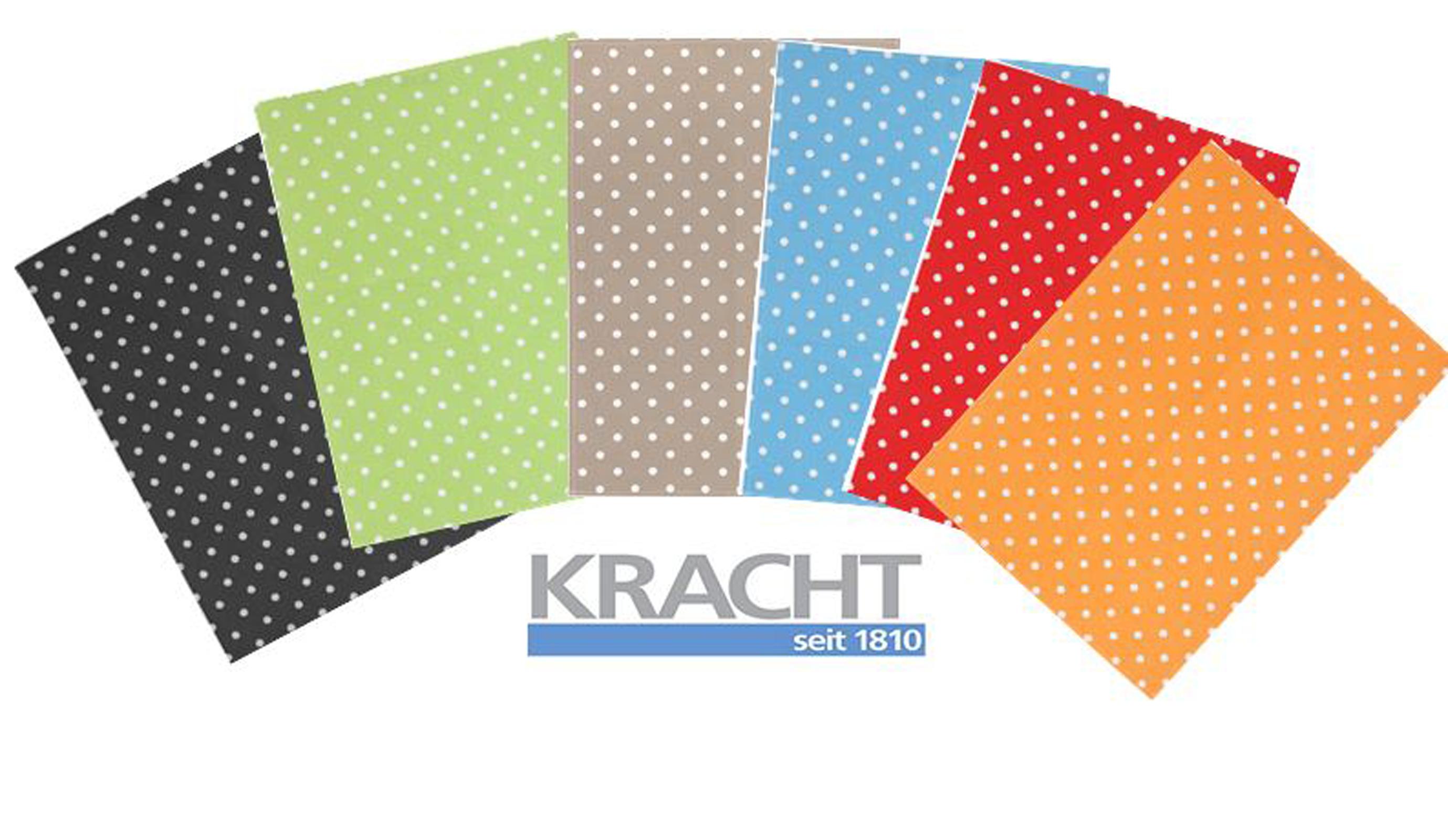 Küchentextilien - 3er Pack Kracht Halbleinen Geschirrtuch 50x70 Punkte 2 360  - Onlineshop PremiumShop321