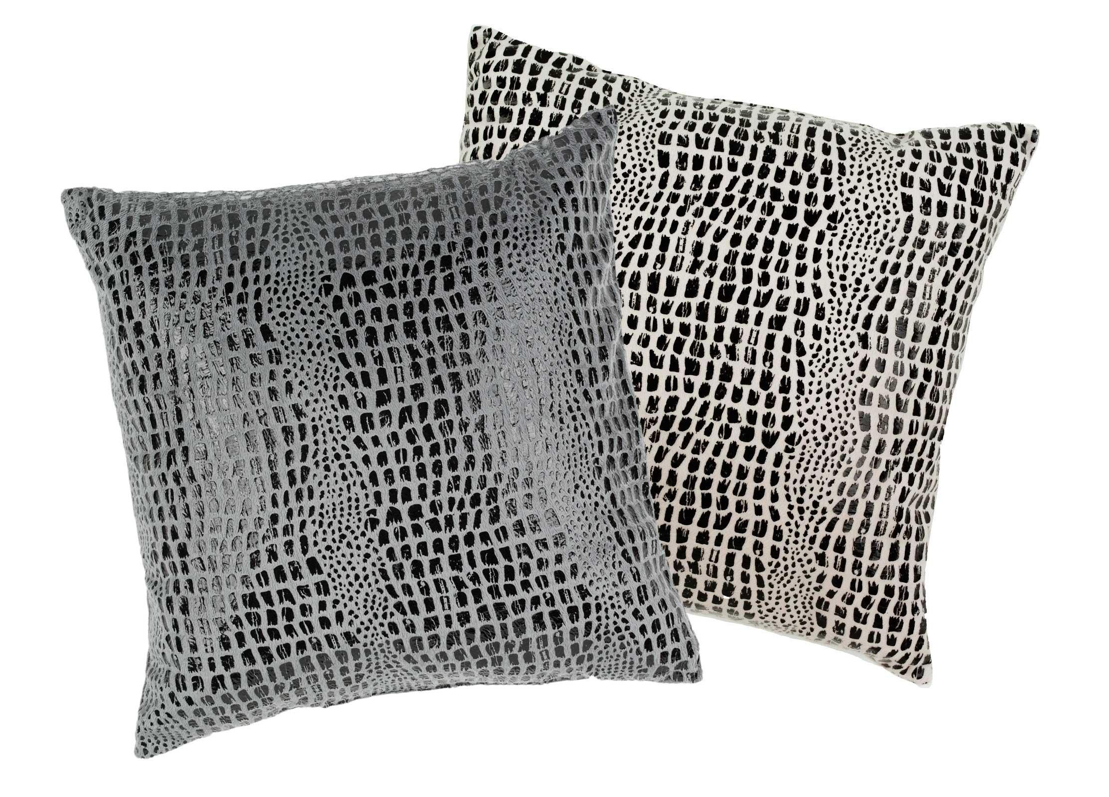 Wohndecken und Kissen - Dekokissen Kuschelkissen Modus Animal Print 45x45  - Onlineshop PremiumShop321