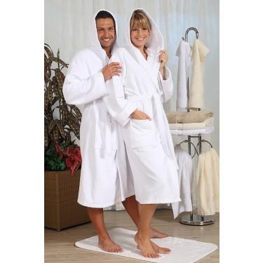 PremiumShop321 Bademäntel für Damen Herren Kinder