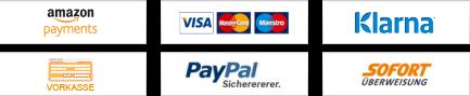 Bezahlarten bei PremiumShop321